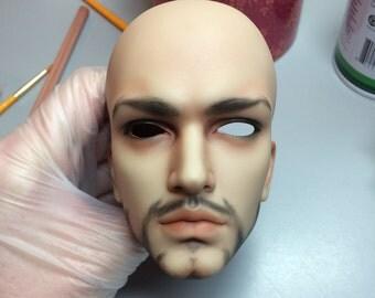 Custom BJD/Monster High Faceup