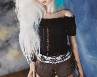 1/4 Shorts for MSD Soulkid NL Body or similar dolls.