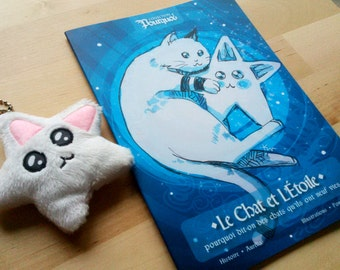 Fairy tale • cat and star • why? Collection • FR