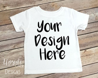 Custom Toddler Shirt - Children's Shirt - Your Text Here Shirt - Baby Shirt Custom - Create Your Own Tee - Kids Custom Shirts