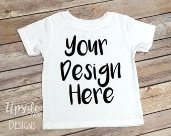 Custom Toddler Shirt - Children's Shirt - Your Text Here Shirt - Baby Shirt Custom - Create Your Own Tee - Kids Custom Shirts