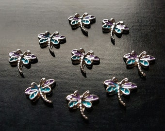 Dragonfly Floating Charm for Floating Lockets-Gift Idea
