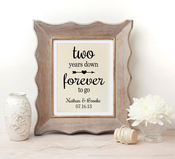 Cotton Wedding Anniversary Gift Ideas For Her Uk : Gift 2nd Anniversary Gift Cotton Anniversary Gift for Her ...