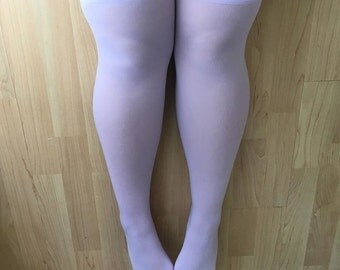 SALE Juliana Heather Blooms Lingerie Thigh High Stockings