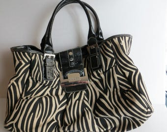Guess Very Large Bag Manmade Material, Vintage