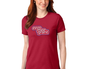 immigrant (eemmeegrant) custom tShirt