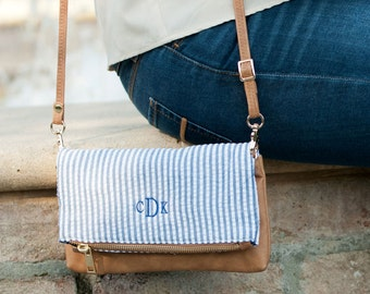Crossbody Purse Monogrammed Crossbody Purse Personalized Purse Monogram Personalized Purse Monogrammed Bridesmaids Gifts for Her