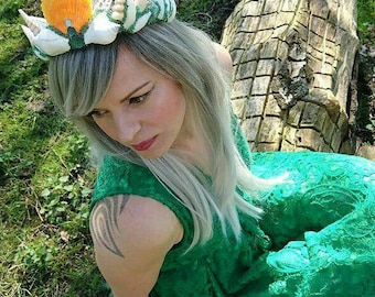 Mermaid Crown, Mermaid Tiara