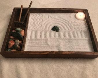 Zen Garden Box