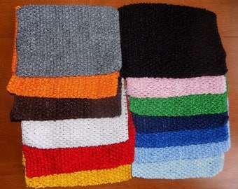 """8"""" Crochet Tubes or Headbands (perfect for making tutus)"""