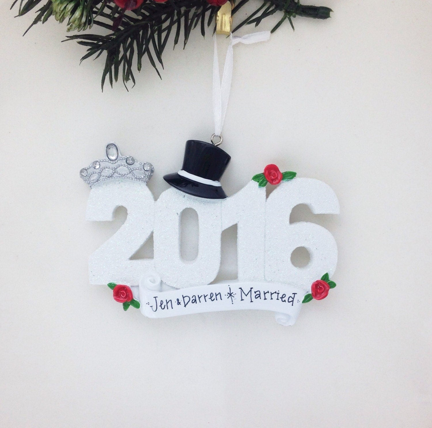 Christmas Ornament Wedding Favor. Joinwin Pack Of Pcs Big Size ...