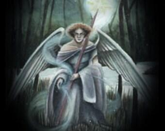 Watcher Angel Tarot Deck & Guidebook