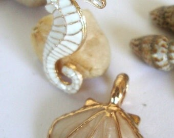 Seahorse Nautical Pendant,Sea,Ocean,Beach