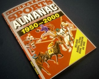 GRAYS SPORTS ALMANAC from 'Back To The Future 2' / Movie Prop Replica / Marty Mcfly Costume / Bttf