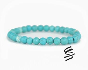 Turquoise Bracelet, Native American Bracelet, Turquoise Jewelry, Native American Jewelry, Turquoise Beads, Turquoise Beaded Bracelet, Boho