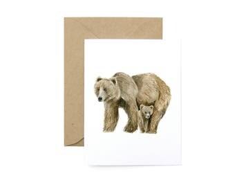 Bear Thanks