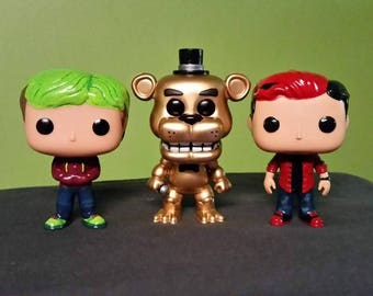 SUPER Short Time SALE Custom Jack Pop in Green