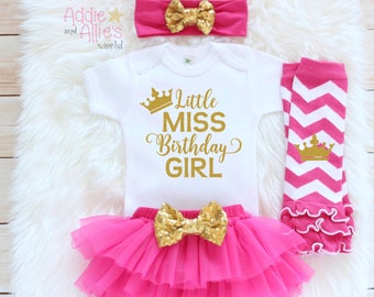 First Birthday Outfit Girl, Second Birthday Girl Outfit, Third Birthday Girl Outfit, 1st Birthday Outfit Girl, 2nd Birthday Outfit, B2HP