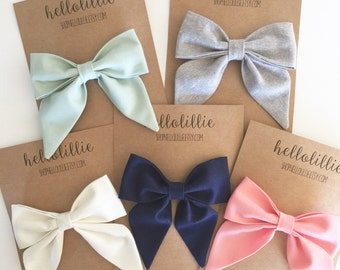 Sailor Bow 5 Pack- You Pick
