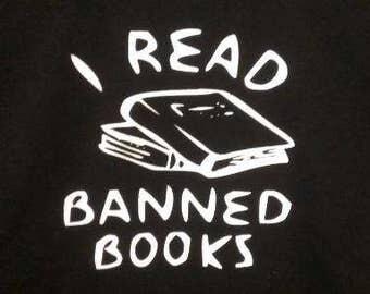 Kids  Read Banned Books Screen Print T-shirt in Kids S-L