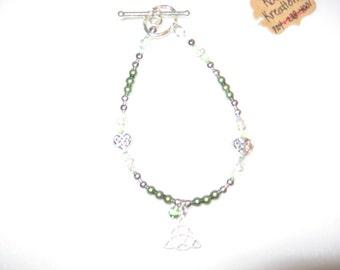 "7 3/4"" Celtic Irish Bracelet"