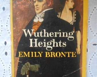 Wuthering Heights by Emily Bronte. Paperback .Signet Classic 1959.