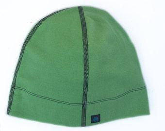 Green Beanie | Wool Hat | Beanie | Merino Wool Hat | Wool Beanie