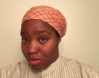 Pattern for Simple Head-rag for Enslaved Woman