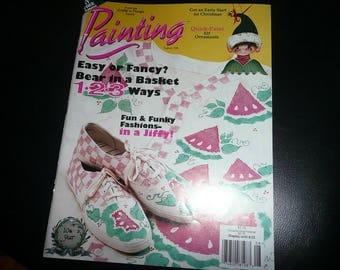 Painting Magazine August 1995