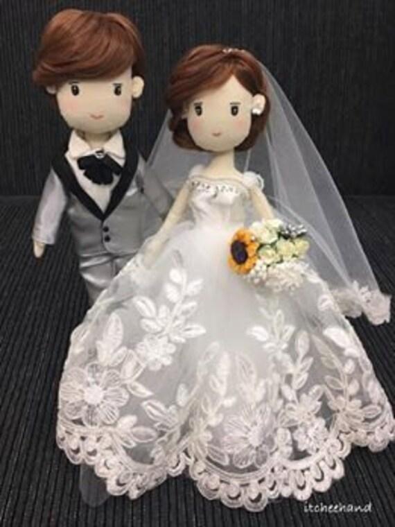 Handmade Wedding Couple