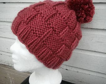 Cap * Bobble Hat * Knit Beanie * has * Beanie * wool hat