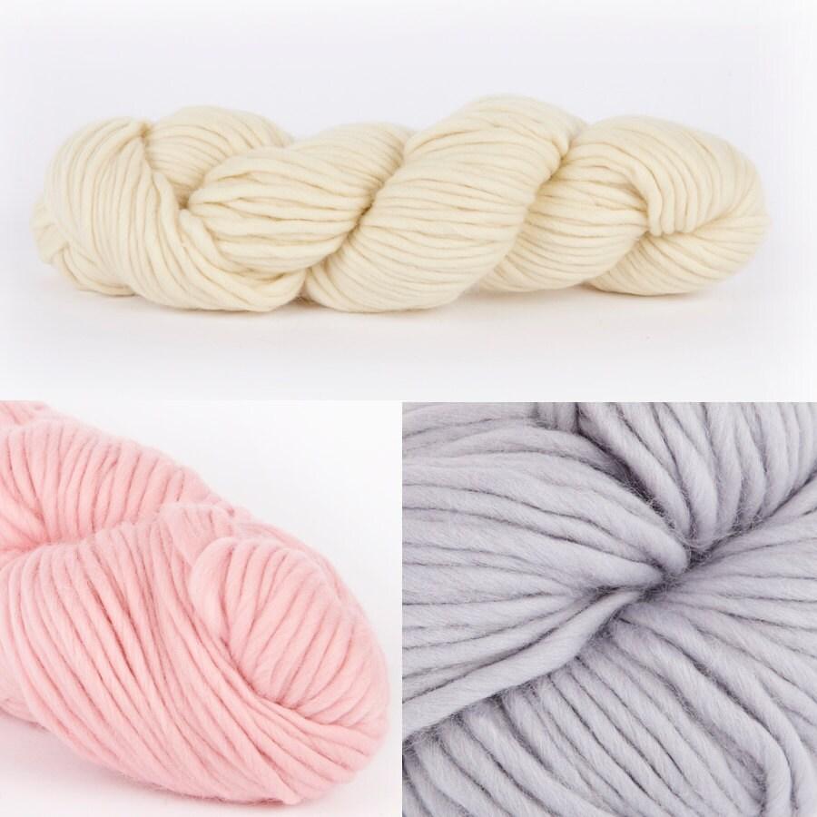 Knitting Yarn Bdo : Chunky wool bundle for lynne s blanket k from