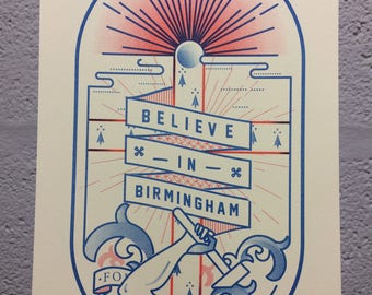 Believe In Birmingham