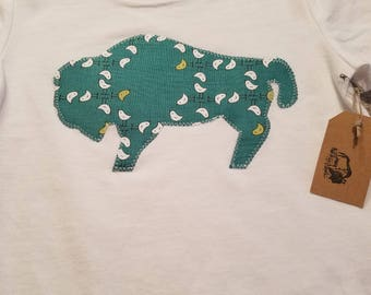 Buffalo birds t-shirt