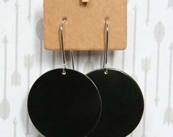 Aluminium Jewellery | Large Earrings | Dangle Earrings