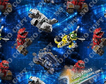 New Arrival LEGO Design, digital printing, custom knit fabric - YNO17050153- 1 meter