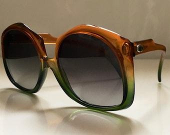 CHRISTIAN DIOR 60s vintage sunglasses