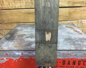 Whiskey barrel tap handle