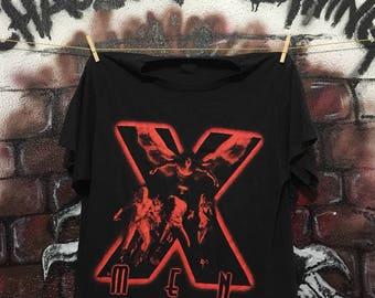 Vintage 90s Xmen Marvel Characters Tshirt