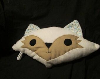 Customised soft baby fox pillow