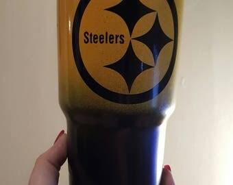 Steelers Thermal Coffee Cup