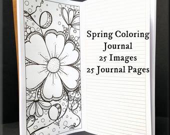 Original Coloring Book for your Midori or Fauxdori