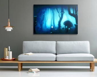 Ori and the Blind Forest print
