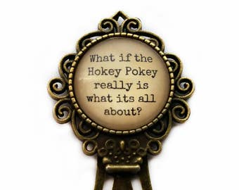 What is the Hokey Pokey really is what its all about? Bookmark