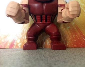 Juggernaut Lego Inspired Keyring