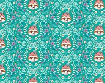 Vienna by Riley Blake - Vienna Main Green - Cotton Woven Fabric