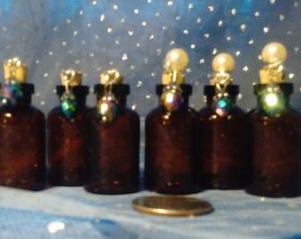 IRIDESCENT CHARM SPELL Bottles - Lot of 6