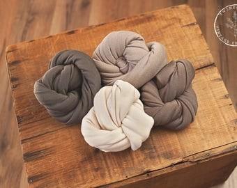 Newborn stretch wrap, jersey stretch wrap, newborn wrap, stretch knit wrap, jersey knit wrap, wrap photo prop, newborn props, photo prop