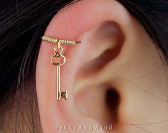 helix earring helix ring helix hoop cartilage earring. Black Bedroom Furniture Sets. Home Design Ideas