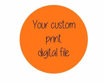 Your Custom Print Digital